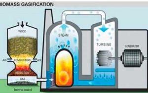 biomass--gasification