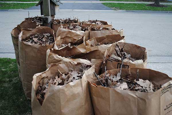 Landscaping-waste