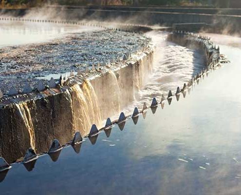 Lodos de aguas residuales