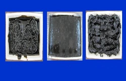 Industrial analysis of oil sludge